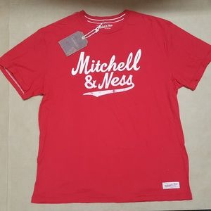 Mitchell & Ness Short Sleeve Tee Men Size 3XL